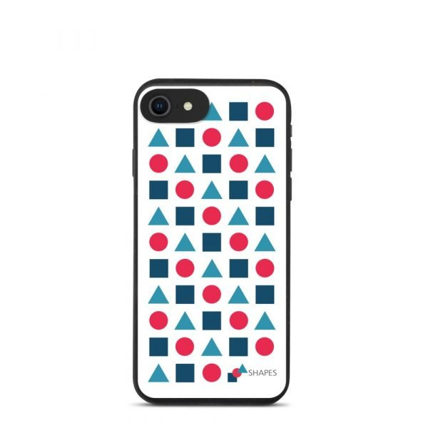 Multiple Shapes iPhone case