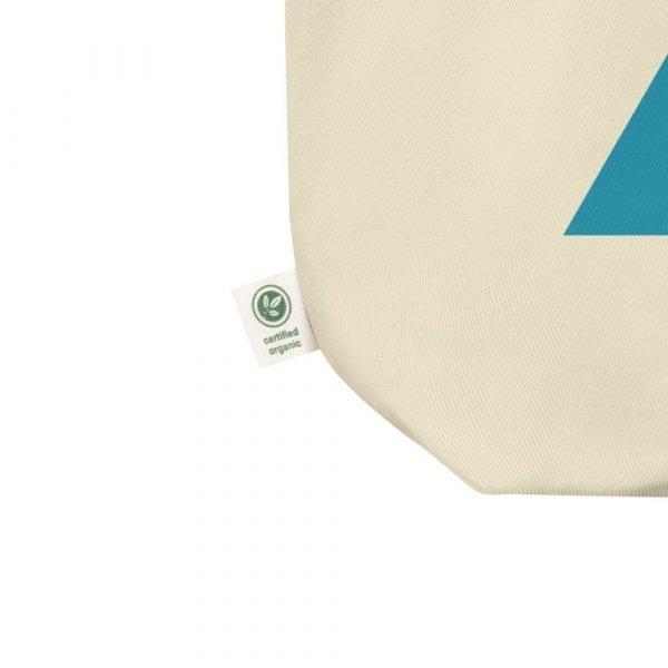 Triangle Eco Tote Bag